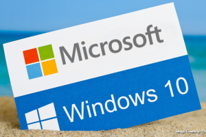 Updating Microsoft Windows 10, with Redstone 6