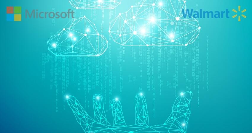 Walmart Microsoft Tie Up