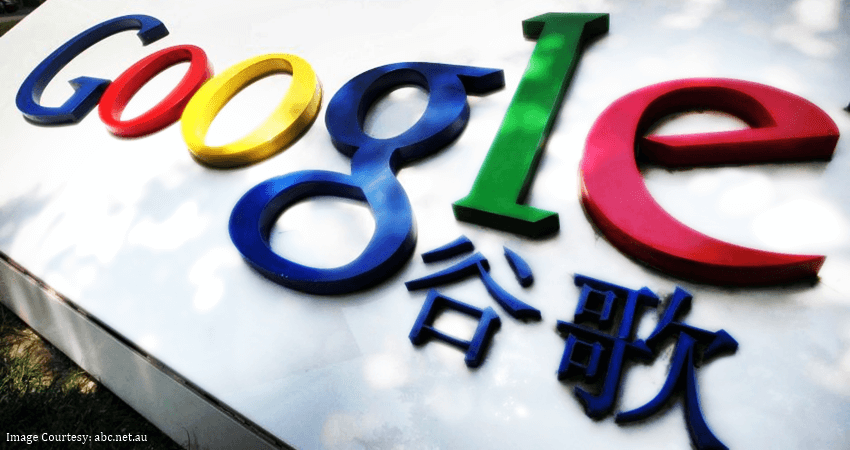 Google Censored Search Engine for China