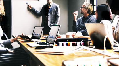 Breaking Down Silos- How Collaboration Can Accelerate Your Business' Growth
