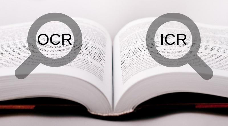 OCR vs. ICR