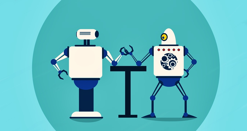 What is the difference between Automation & AI?