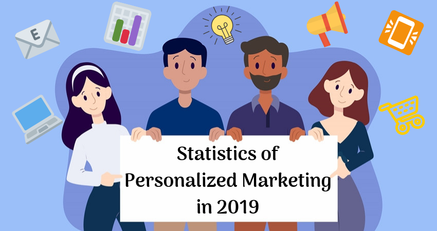 Personalized Marketing Statistics 2019