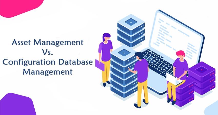Asset Management vs. Configuration Database Management