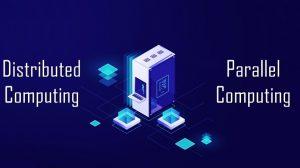 Distributed Computing vs. Parallel Computing