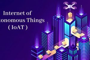 What is the Internet of Autonomous Things?