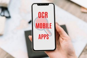 OCR Mobile Apps
