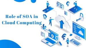 Role of SOA in Cloud Computing