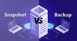 Snapshot vs. Backup: What's the Difference Between the Two?