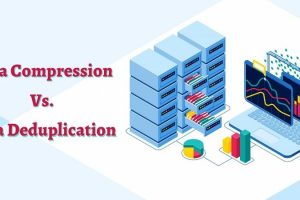 Deduplication vs. Compression