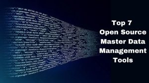 Top 7 Open Source Master Data Management Tools