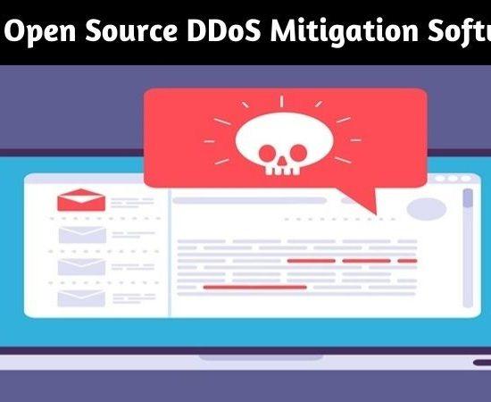 Best Open Source DDoS Mitigation Software
